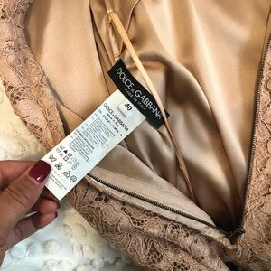 Vintage Dolce + Gabbana Dress
